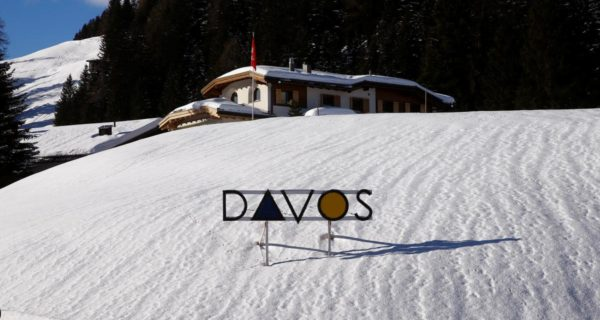 Swiss mountain town Davos relishes its turn in Trump spotlight