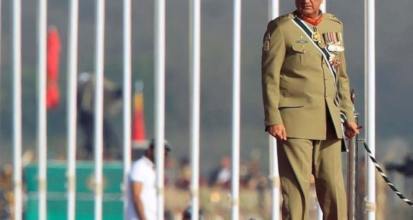 Pakistan army chief says nation felt 'betrayed' at U.S. criticism