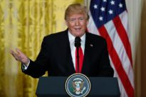 Trump rejects senators' bipartisan 'Dreamer' immigration plan