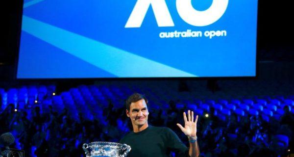 Federer still the man to beat at Melbourne Park