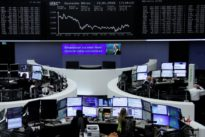 Euro hits three-year high as Europe leads global optimism