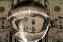 Dollar wallows near three-year lows on U.S. government shutdown
