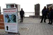 Statue of Liberty to reopen- shutdown keeps other parks, monuments clo