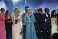 'Three Billboards' biggest winner at female-flavored SAG awards