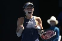 Tennis: Kerber back in quarter-finals club after tough year