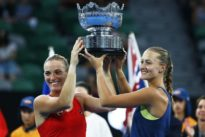 Tennis: Babos, Mladenovic win Australian Open women's doubles