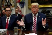 No daylight between Trump, Mnuchin on dollar: official