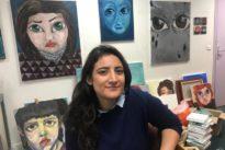 Paris atelier provides safe haven for exiled artists