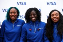 Olympics: Nigeria bobsledders welcomed home in Lagos ahead of Games
