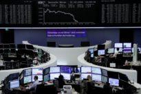 Deutsche Bank drags European shares into worst week since August