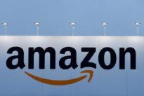 Amazon stock market value on verge of eclipsing Microsoft