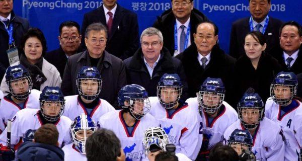 Exclusive: U.S. IOC member suggests joint Korean team for Nobel Peace