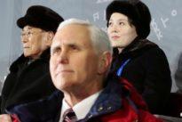 Pence raises prospect of U.S. talks with North Korea: Washington Post