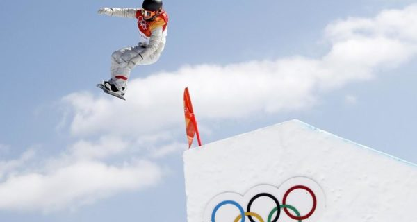 Snowboarding: Anderson retains snowboard slopestyle gold in challengin