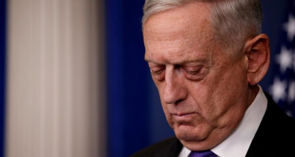 Mattis says too early to tell if Olympic thaw between Koreas will lead