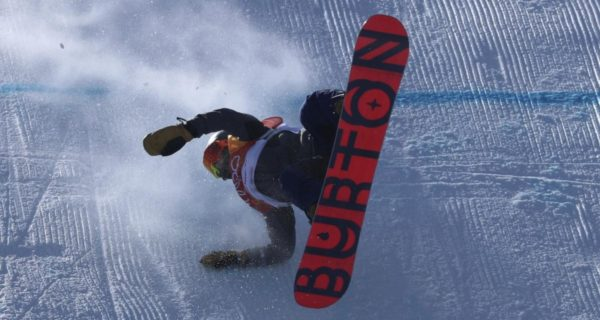 Snowboarding: Strong winds cause havoc in slopestyle final