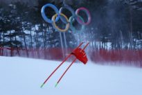 Ill-wind blows no good for Pyeongchang games