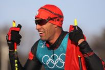 Cross-country skiing: Smiling Tongan mulls watersport challenge