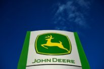 Tractor maker Deere reports 23 percent jump in first-quarter revs