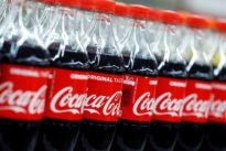 Coca-Cola sales beat as consumers drink more vitamin water, coffee