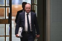 Two-thirds of Australians want deputy PM to resign over sex…