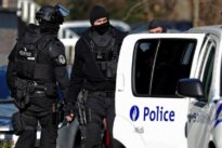 Belgian police set up security cordon after murder report