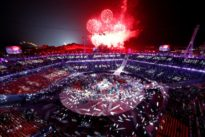 Olympics: Circus life beckons for some athletes after the Games