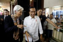 IMF chief calls on Indonesia to boost growth rate to absorb workers