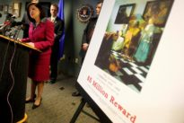 Man linked to Boston art heist sentenced to four-and-a-half years…