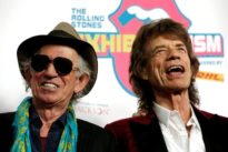 Keith Richards apologizes for swipe at eight times dad Mick Jagger