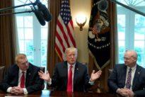 Trump to impose steep tariffs on steel, aluminum- stokes trade war…