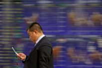 Global shares falter on trade war fears- euro choppy amid Italian…