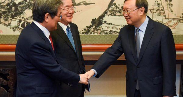 China's top diplomat says positive changes emerge on Korean Peninsula