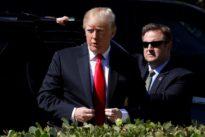 Trump on Twitter (April 1): DACA, NAFTA