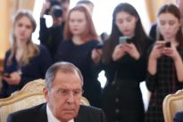 Russia's Lavrov: God forbid any Libya style adventure in Syria