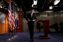Struggle to replace Ryan could blow up Congress budget deal