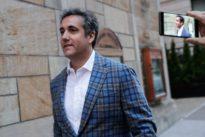 Trump lawyer Cohen denies media report of Prague trip