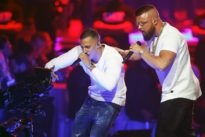 Big business joins chorus of disapproval over award for German rap…
