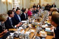 Germany's SPD urge Merkel's conservatives to speed up euro zone reform