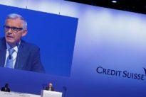 Credit Suisse chairman sees more efficiency work ahead