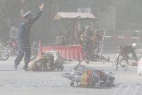 Twin blasts in Afghan capital kill at least 25, including eight…
