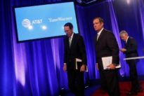 AT&T court fight with U.S. Justice Department heads into closing…