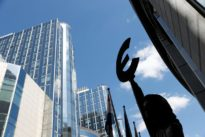 Corporate Europe senses relief as euro falls from peak