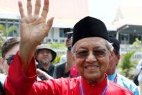 Go ahead, charge me over fake news, says Malaysia's Mahathir of…