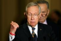 Ex-Senate Democratic leader Reid has surgery for pancreatic tumor:…