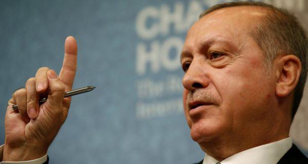 Turkey's Erdogan plans to take greater control of economy: Bloomberg