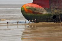 Shipping's financiers turning the tide on shipbreaking practices