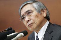 BOJ's Kuroda signals room to hike yield target before price goal met