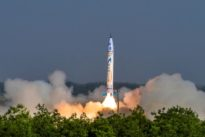 China launches first rocket designed by a private company