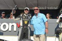 Motor racing: Carpenter wins Indy 500 pole, Patrick seventh